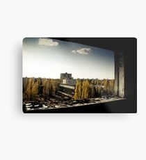 A Room with a View Metal Print