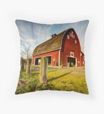 Tolt-MacDonald Barn Throw Pillow