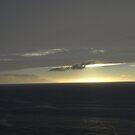 Sunset in Grey - Puesta del Sol en Gris by PtoVallartaMex