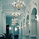 The Raffles Hotel, Singapore by Tamara Travers