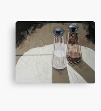 """""""Shakers in the spotlight"""" Canvas Print"""