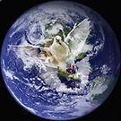 One World of peace by John Ryan