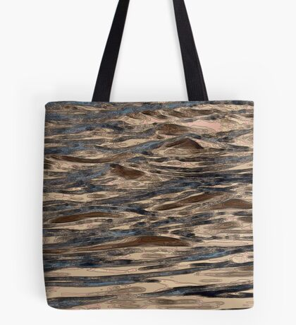 DNA's Ebb and Flow Tote Bag
