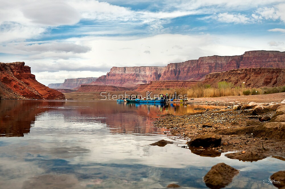 Marble Canyon, Arizona by Stephen Knowles