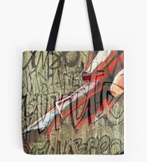I have seen the writing on the wall Tote Bag