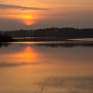 The Sun Going Down by Lynne Morris