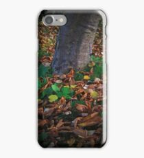 Lomo : Earth Root. iPhone Case/Skin