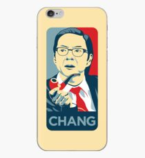 Chang We Can Believe In (Community) iPhone Case