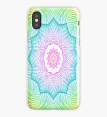 Spiro generated Kaleido iPhone Case/Skin