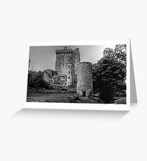 BLARNEY CASTLE,   COUNTY CORK,  IRELAND............! Greeting Card