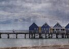 Busselton Jetty # 1 by Lynda Heins
