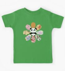 Panda Patterns Kids Clothes