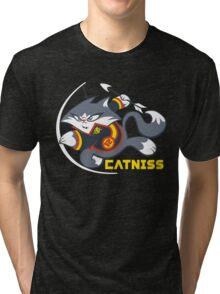 Catniss Tri-blend T-Shirt
