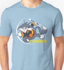 Catniss Unisex T-Shirt