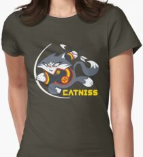 Catniss Women's Fitted T-Shirt