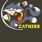 Catniss by Tom Kurzanski