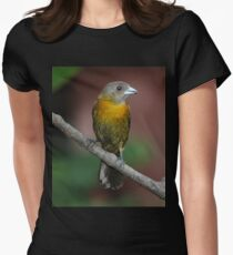 Scarlet-rumped Tanager (female) T-Shirt