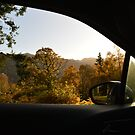 Car Window View by Kirsty Auld