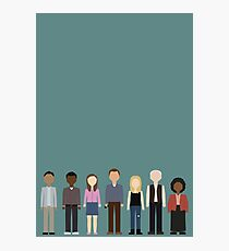 Community Cast Photographic Print