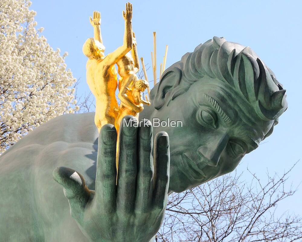 Jolly Green Giant by Mark Bolen