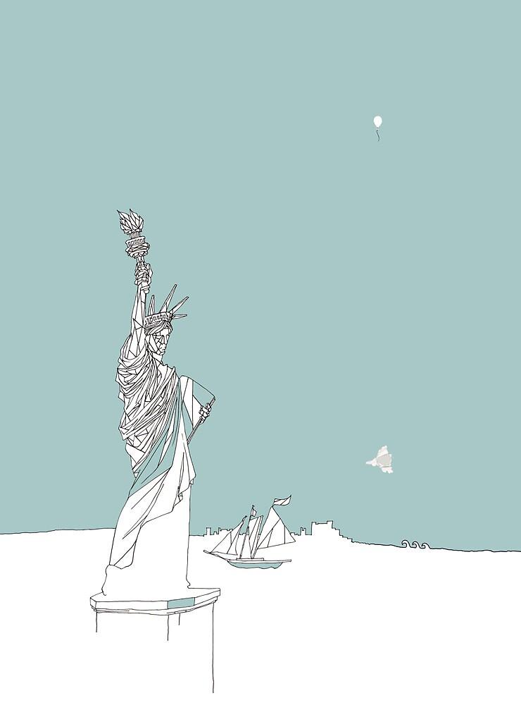 America by noirL