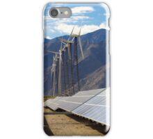 Solar Array iPhone Case/Skin