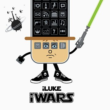 iWars: iLuke by Mr-Appy