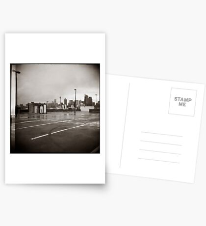 { parkade } Greeting Card