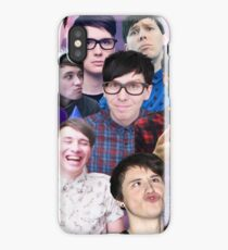 Phan collage #2 iPhone Case