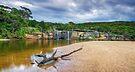 Wattamolla Lagoon by Mark  Lucey