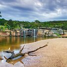 Wattamolla Lagoon by Mark  Lucey
