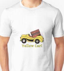 Yellow Car! (with piano bonus) Unisex T-Shirt