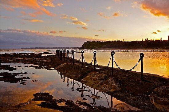 Sunset Sunday..25-3-12. by Warren  Patten