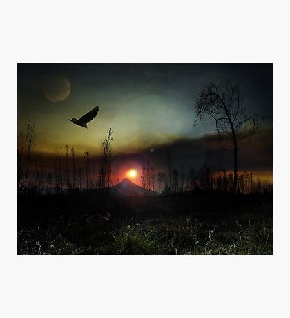 Another World Fine Art Photographic Print