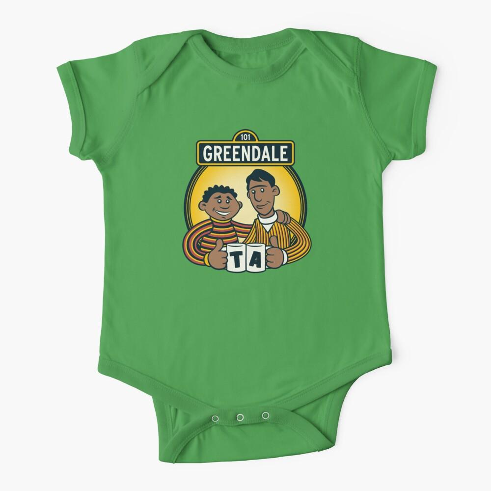 Greendale Street  Baby One-Piece