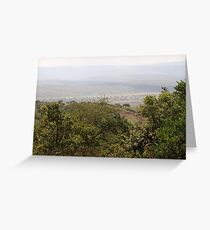 Akagera National Park Greeting Card