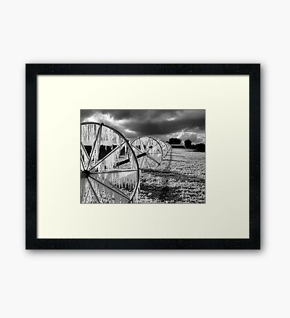 Dedicated to Maree Cardinale ~ (2 features in 1 Day~!! ) Framed Print
