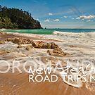 Coromandel Road Trips no1 by Ken Wright