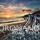 Coromandel road trips No2 by Ken Wright