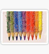 Pencils Sticker