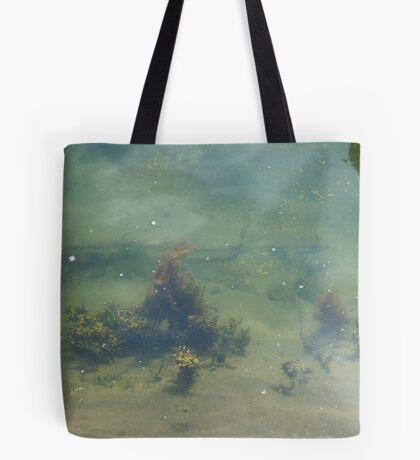 Underwwater Garden Tote Bag