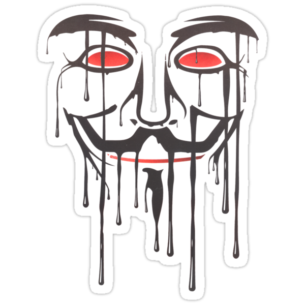 Anonymous (Guy Fawkes Mask) by ModeDesigns