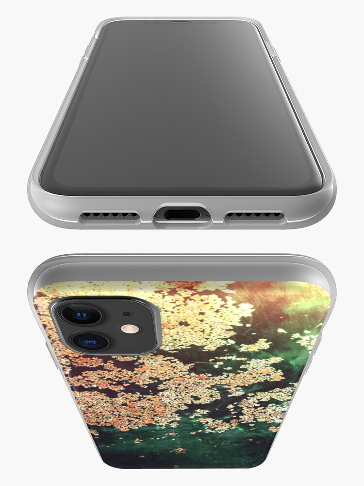 Alternate view of EAUX-FORTES iPhone Case & Cover