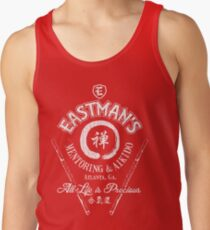 Eastman's Mentoring & Aikido Tank Top