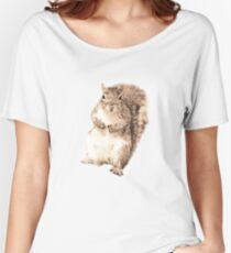 Squirrel t-shirt Women's Relaxed Fit T-Shirt