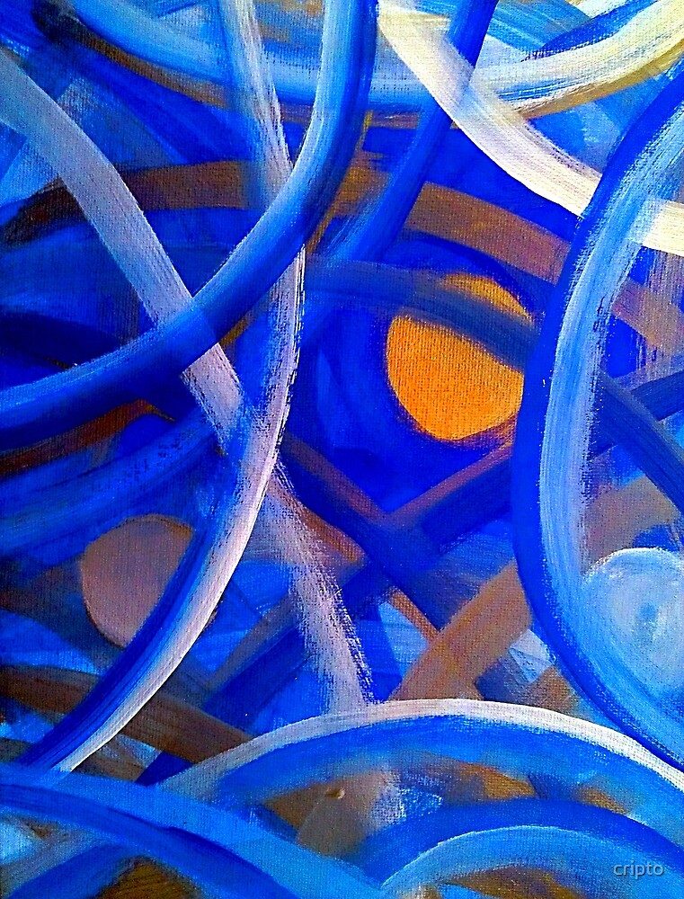 Blu Brush by cripto