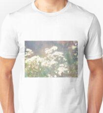 flower textured Unisex T-Shirt