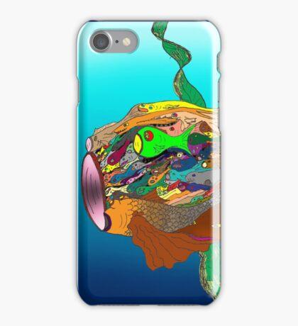 Fish - Plural iPhone Case/Skin