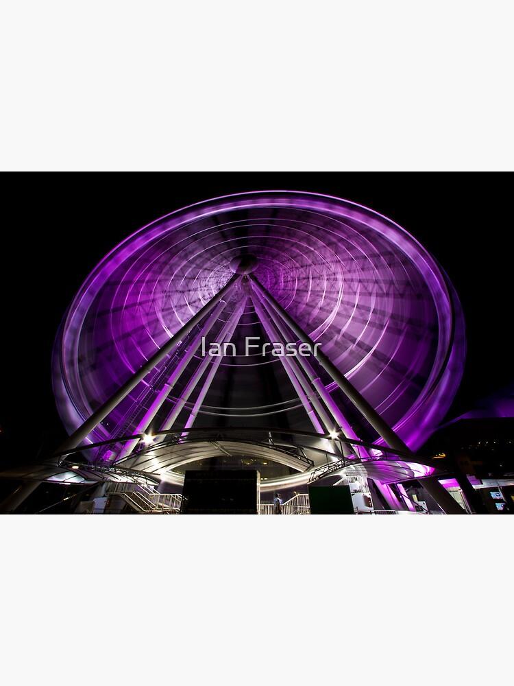 The Brisbane Wheel by Mowog