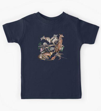 Aussie Fauna Kids Clothes